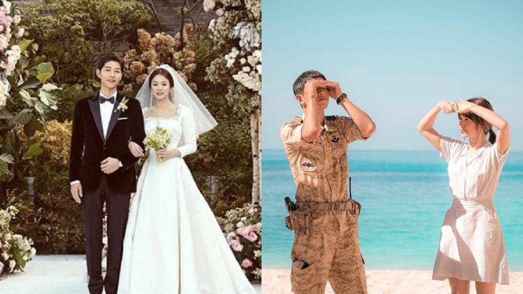 圖/翻攝自宋慧喬Instagram 雙宋恩愛1年驚爆婚變 宋慧喬現身「婚戒竟拔了」