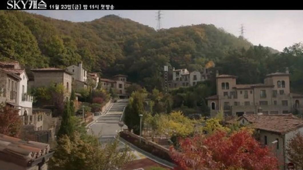(圖/天空之城劇照;截自韓國JTBC官網)