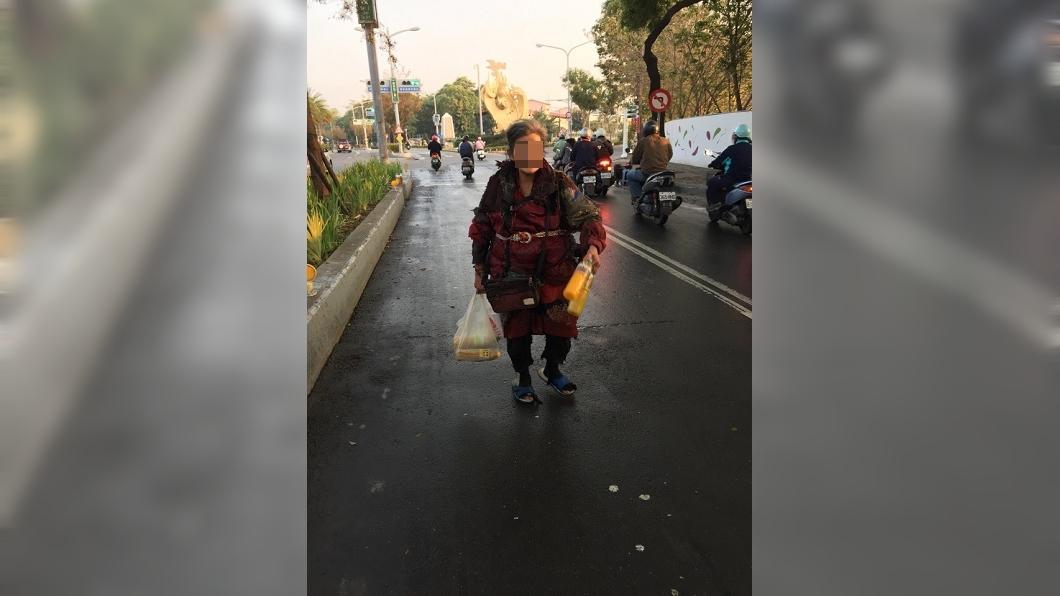 圖/翻攝自爆廢公社二館 高雄都市傳說「鳳山水果妹」 在地人看到秒閃
