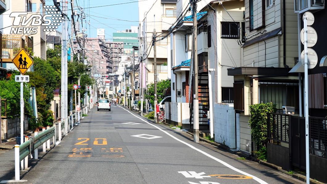日本東京的街道。示意圖/TVBS