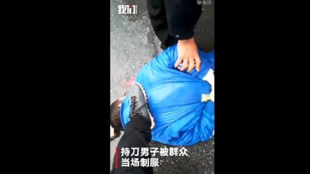 圖/翻攝自新京报我们视频微博
