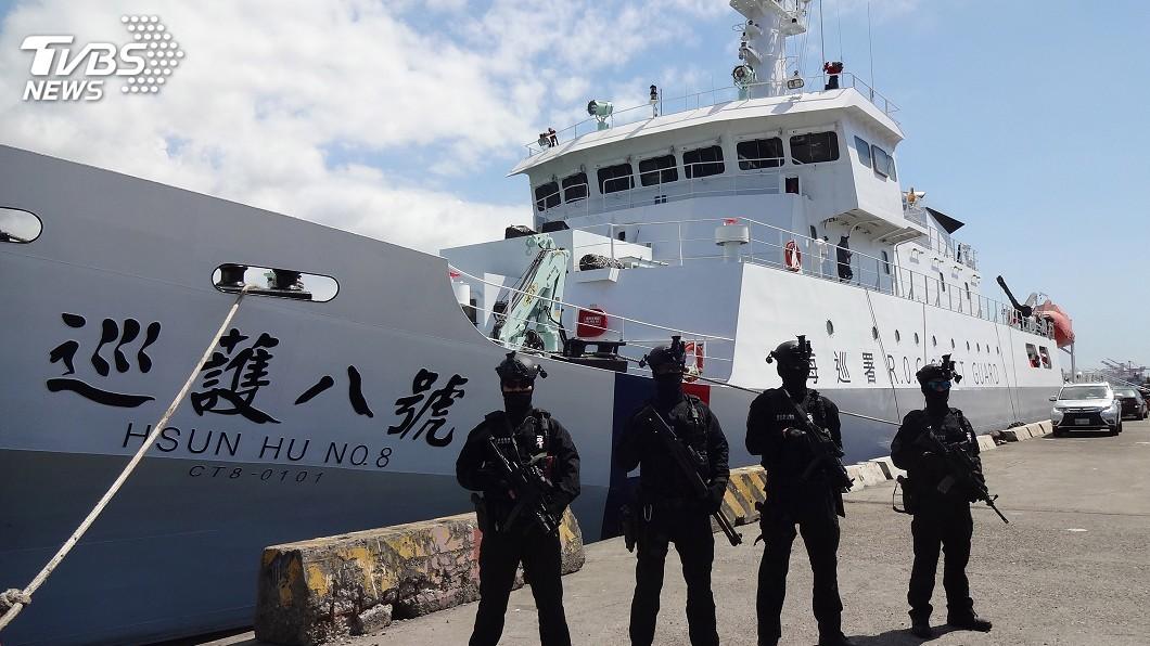 圖/中央社 穩鵬號喋血 海巡特勤將馳援不排除登船攻堅