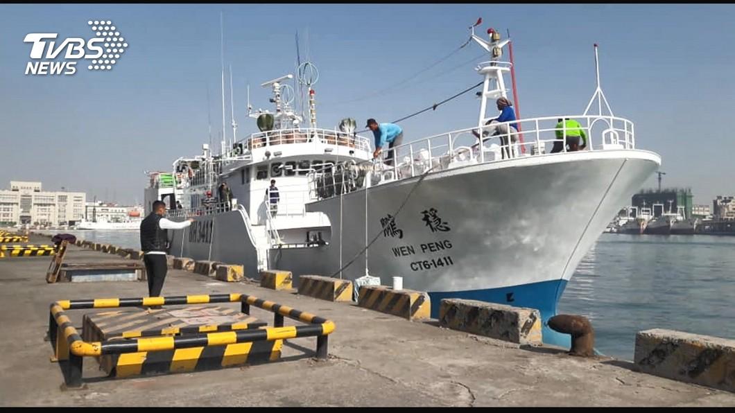 圖/TVBS 遭挾持34小時! 台船長6人跳海獲救報平安