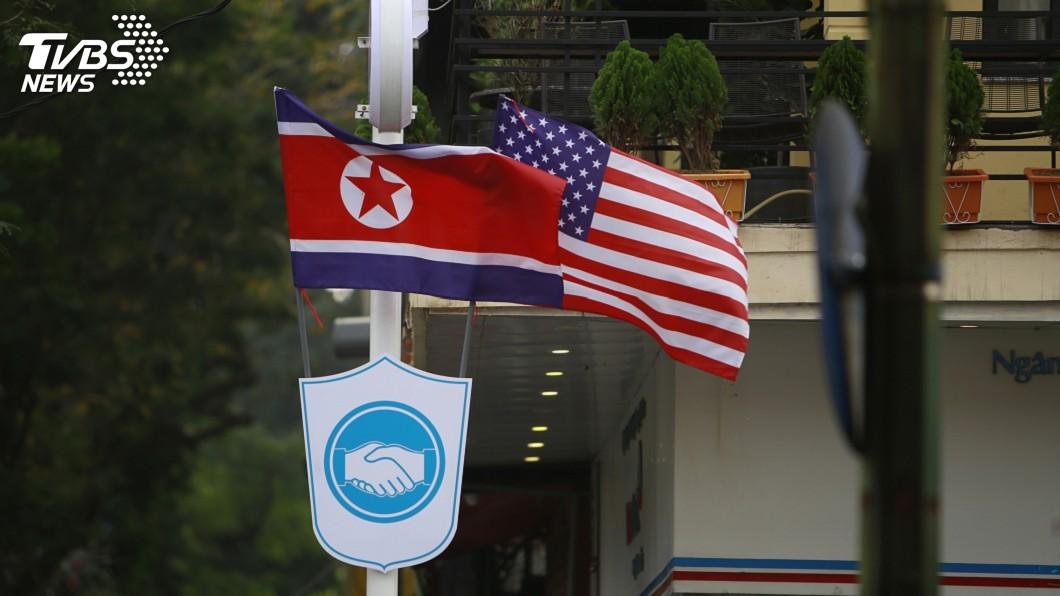 圖/達志影像美聯社 川金二會 龐佩奧:北韓核威脅大減才鬆綁制裁