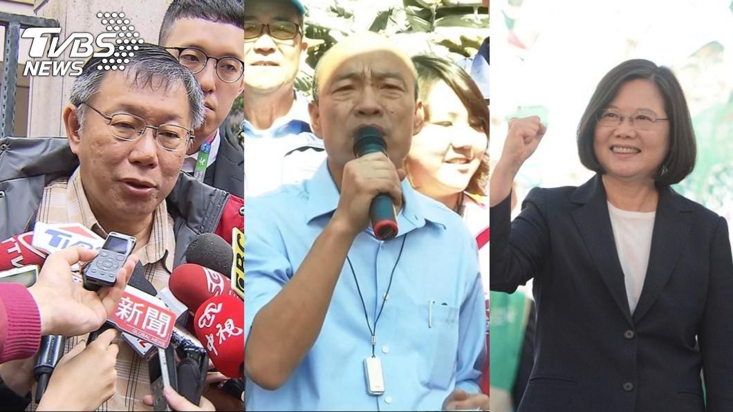 合成圖/中央社、TVBS 陳其邁重回高雄? 黃創夏:政壇最大變數