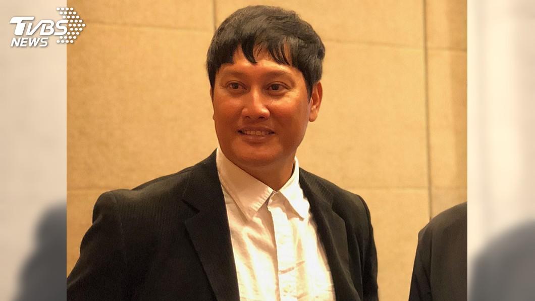 圖/中央社 悍將投手教練郭勇志自請離隊 將投入基層訓練