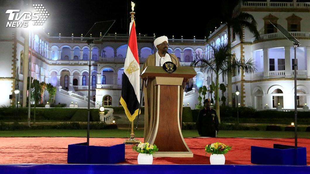 圖/達志影像路透社 蘇丹動盪不安 總統宣布緊急狀態解散政府