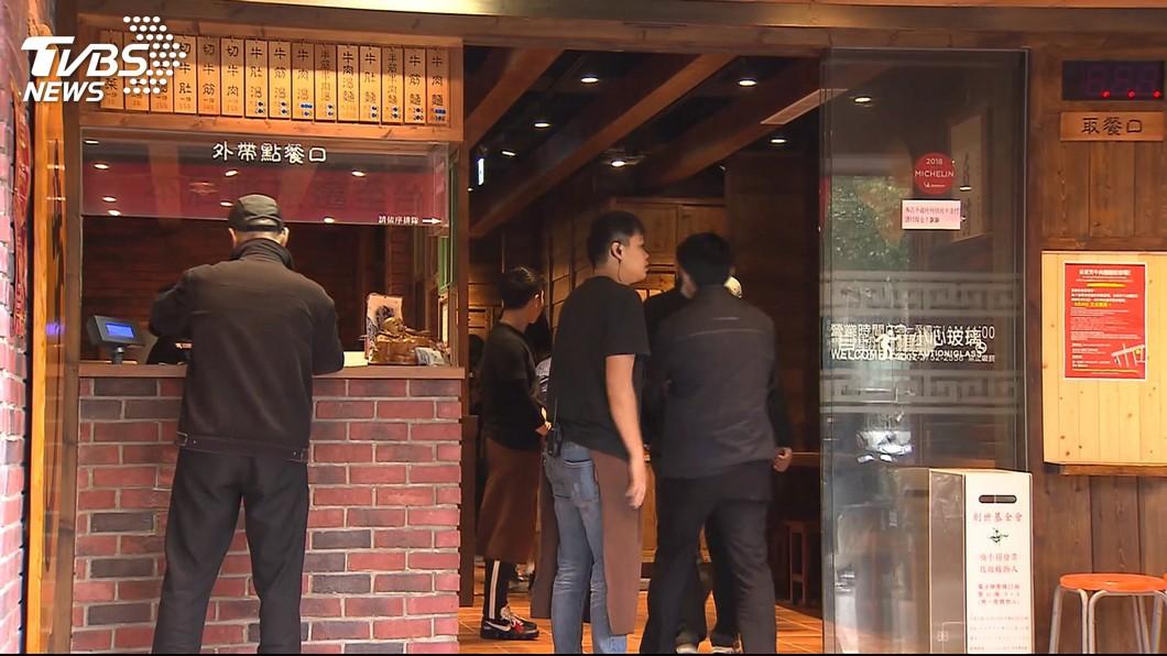 圖/TVBS 林東芳牛肉麵搬家踩「大地雷」 慘賠上千萬漲價補洞