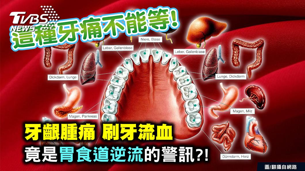 圖/TVBS提供 《健康2.0》勤做健齒功及舌頭操  輕鬆活絡全身經脈