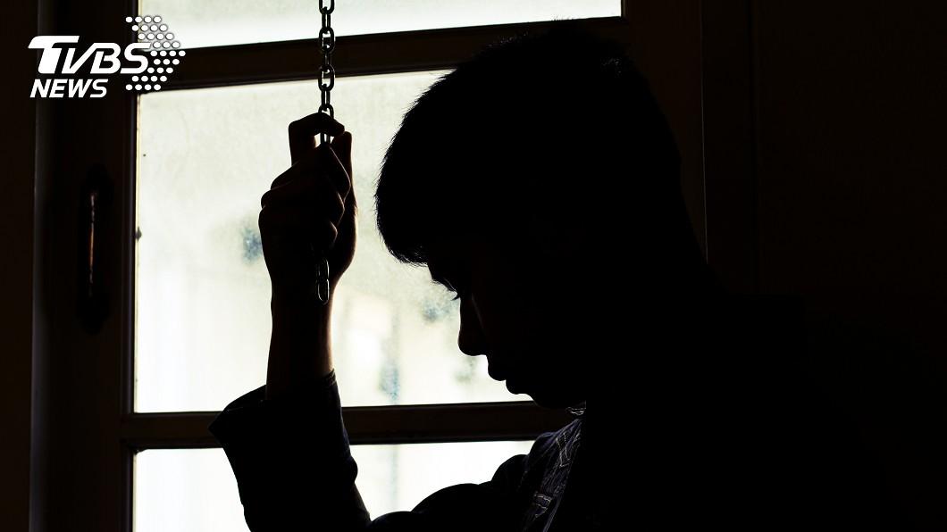 示意圖,與本文無關。圖/TVBS 相戀10多年竟分手…他含淚「走進女友房間」上吊亡