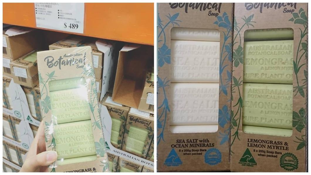 這款精油香皂過去就頗受消費者喜愛,先前曾一度斷貨沒賣了,最近又重新上架。(圖/翻攝自臉書社團「COSTCO 好市多 消費經驗分享區」) 好市多「斷貨神物」重上架 網暴動忙囤貨喊:終於等到了