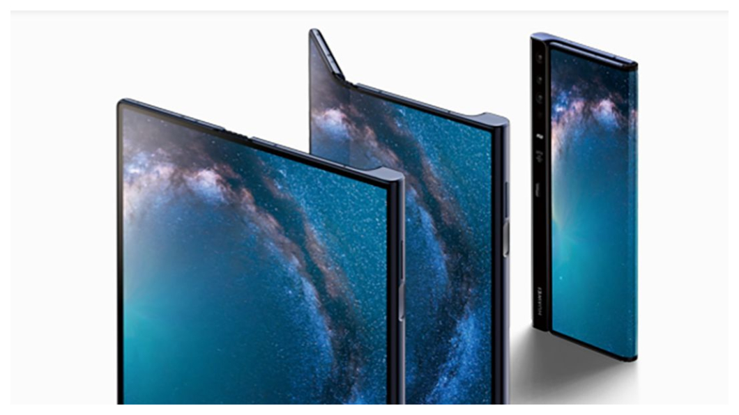 華為在今年西班牙MWC 世界移動大會發布一款5G摺疊手機 Mate  X,售價 2299 歐元,折合台幣約為 8 萬元。價位之高,起各界高度關注!  圖/華為官網