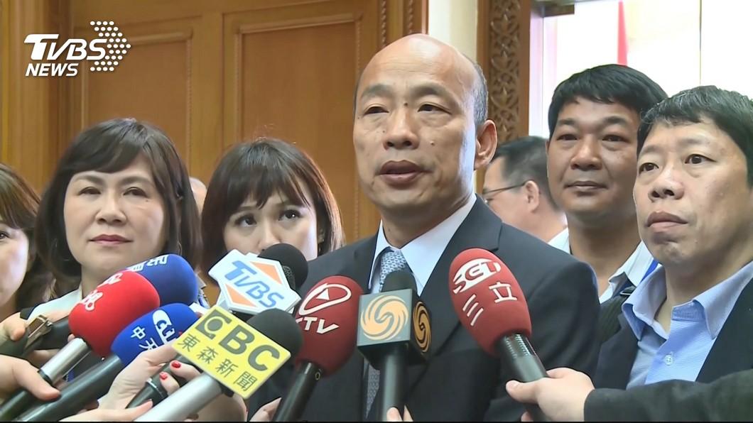 圖/TVBS資料照 苦苓斷言:2020韓國瑜不可能當選總統