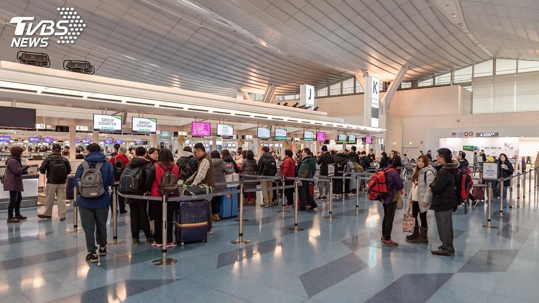 示意圖/TVBS 出國別搞錯! 日本羽田機場國際線航站將更名