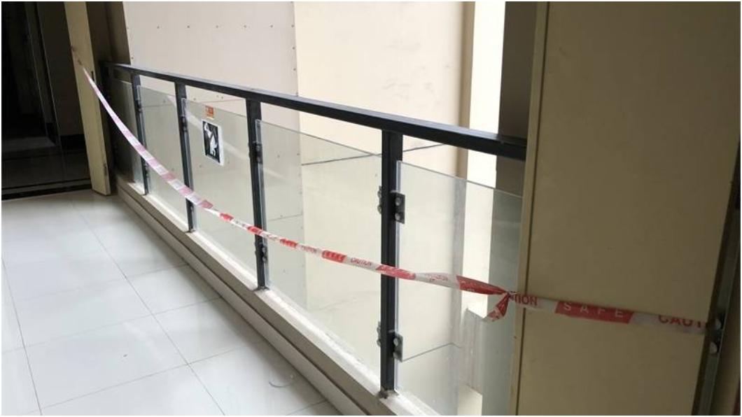 圖/翻攝自廣西新聞網 鄰居以為放鞭炮 年輕媽把4歲兒從31樓丟出後縱身跳下