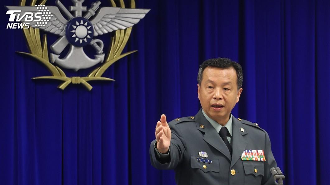 圖/中央社 法艦通過台海 國防部:做好戰訓本務不評論