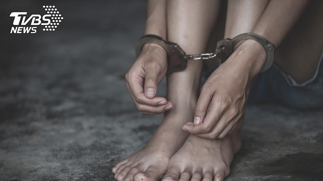 示意圖/TVBS 恐怖男當街上銬前女友 囚禁56小時性侵得逞