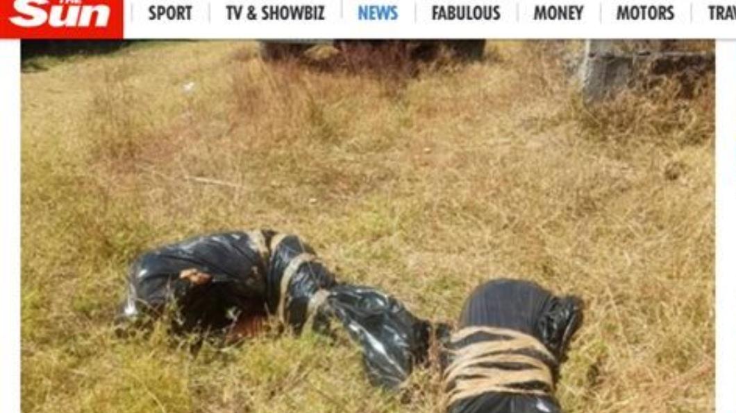 翻攝《太陽報》 要先會「殺人」!16歲兒想入幫派 砍死爸媽棄屍荒野