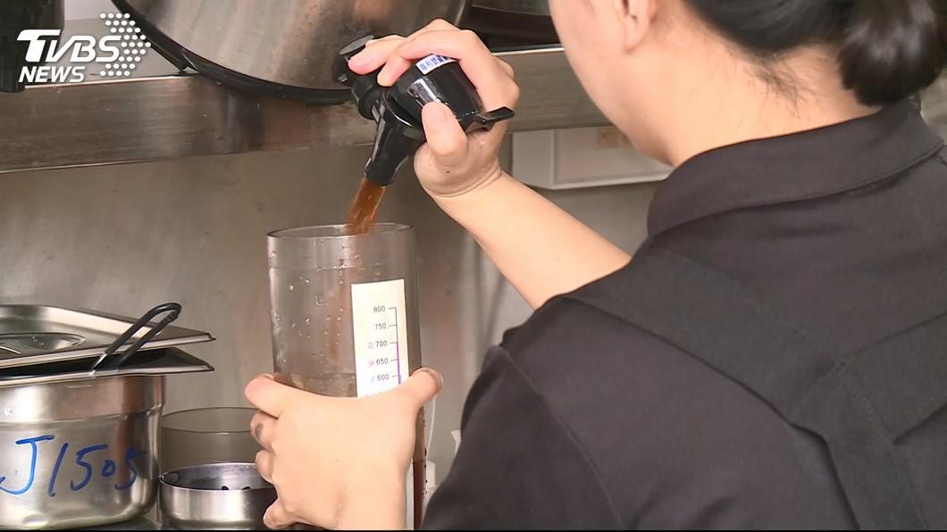 示意圖/TVBS 手搖飲咖啡大受歡迎 今年飲料店商機估破千億