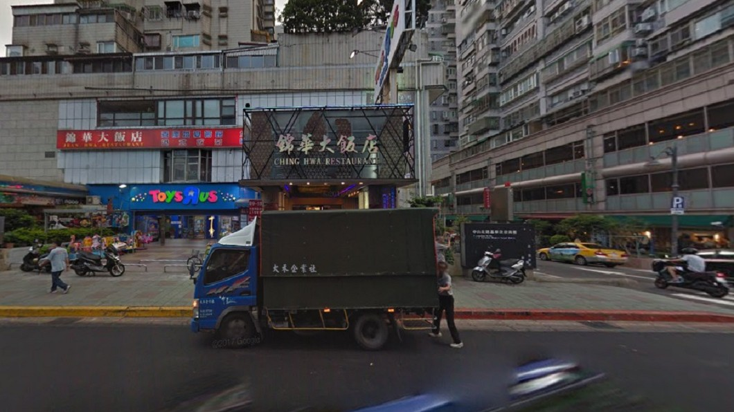 圖/翻攝自Googlemap 又一間!40年錦華樓熄燈 「江湖情報站」成傳奇