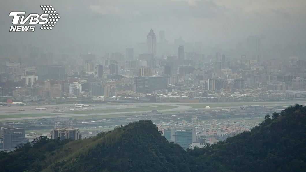 陳佩琪呼籲民眾重視防範空污。(圖/TVBS)