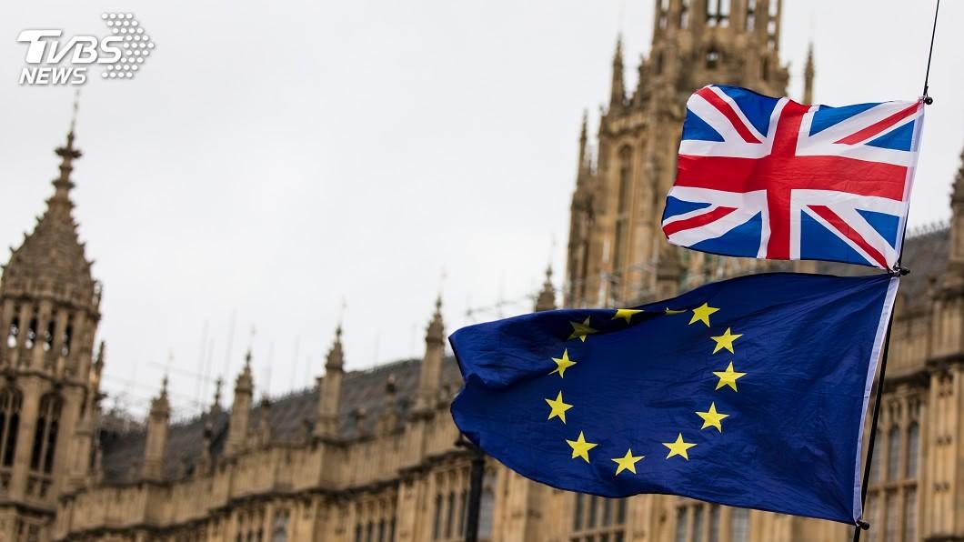 示意圖/TVBS 英國府會大鬥法 脫歐下一步走向報你知