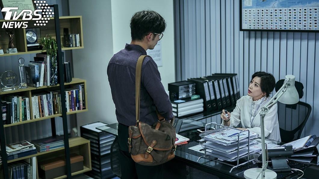 賈靜雯近期主演《我們與惡的距離》。(圖/公視提供)