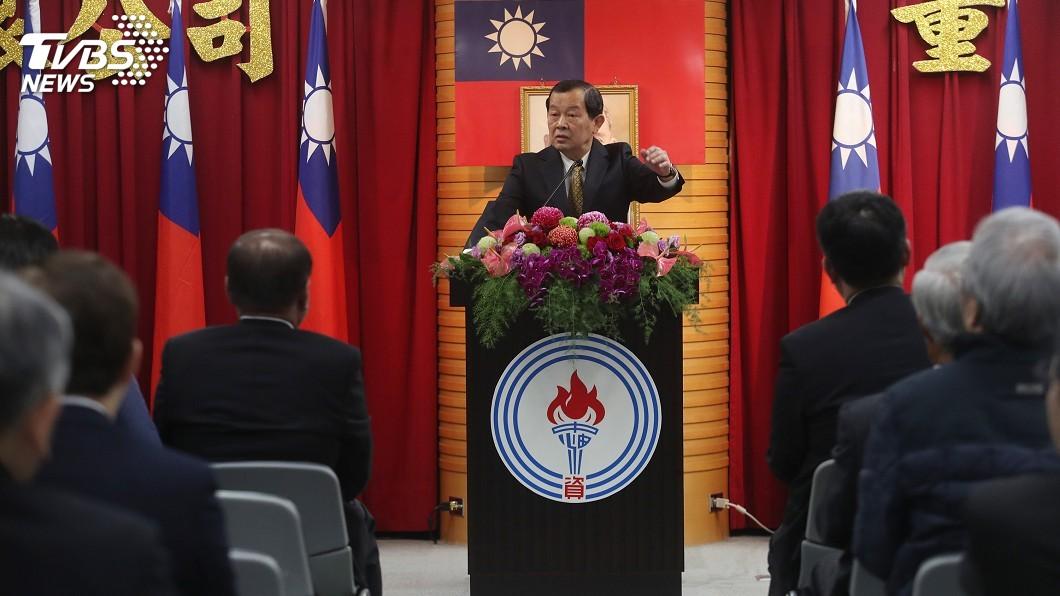 圖/中央社 歐嘉瑞正式接掌中油 宣示打造國際能源集團