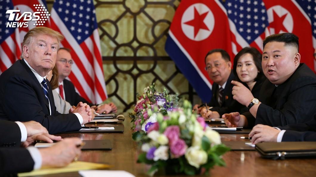 圖/達志影像路透社 停止美韓軍演是對金正恩讓步? 川普否認