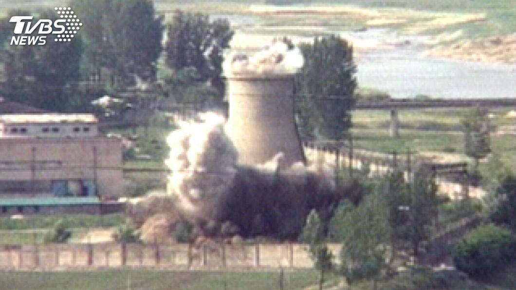 圖/達志影像美聯社資料畫面 川普所提北韓加項核設施 青瓦台:已掌握情報