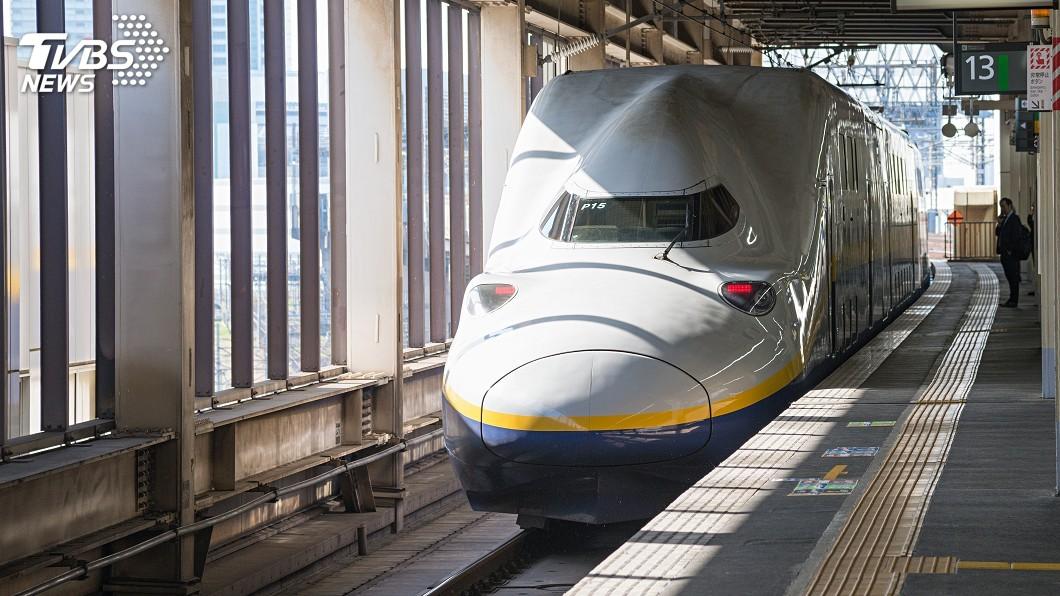 示意圖/TVBS 日本新幹線駕駛開到打瞌睡 誤點1分到站