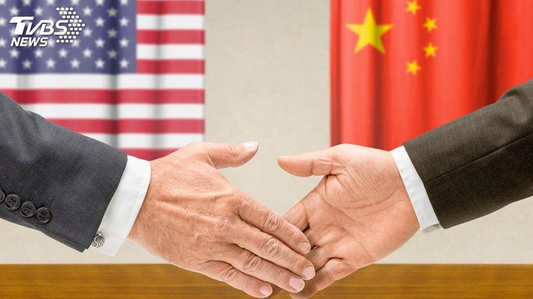 示意圖/TVBS 美中簽協議結束貿易戰 美國務卿:在轉捩點上