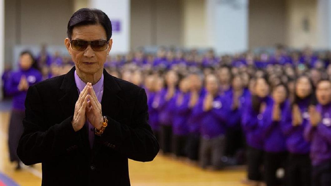 圖/翻攝自妙禪師父佛教如來宗臉書 妙天酸妙禪三腳貓功夫 爆與女信眾有問題、被兒拿刀追殺