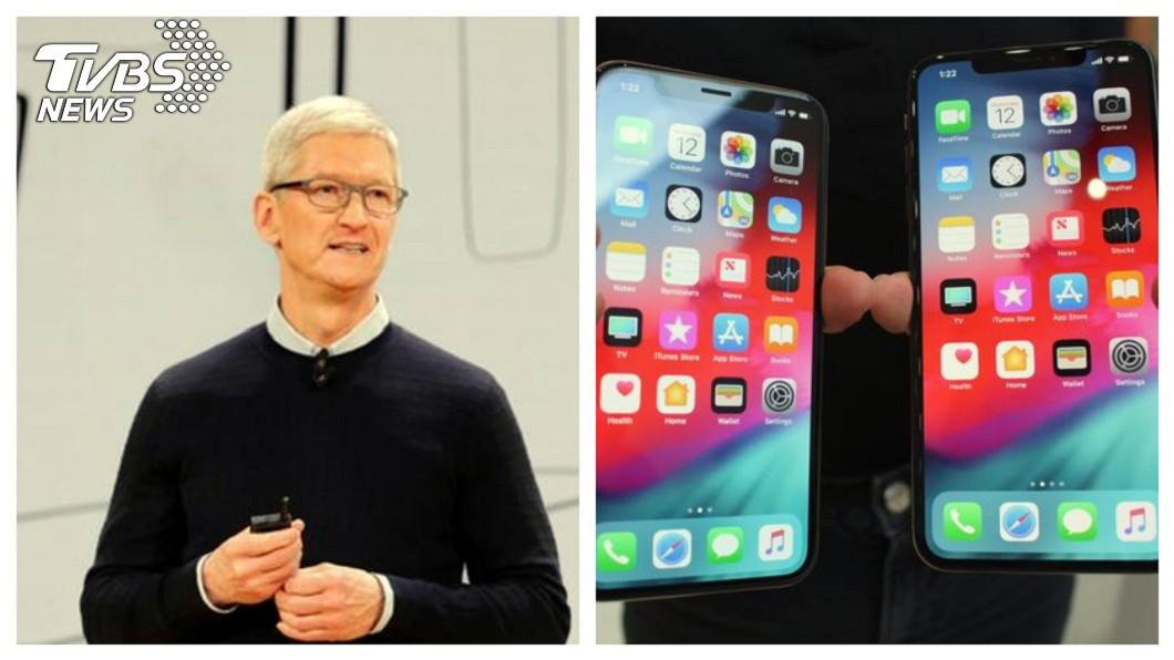 庫克(左二)近來首度坦承iPhone因定價過高,並主導一波蘋果高層主管大換血,不僅直接開除Siri部門負責人,當初由庫克高調迎進的零售部門負責人Angela Ahrendts,也將在3月底前離職,一般 【觀點】iPhone美好時代已成過去?