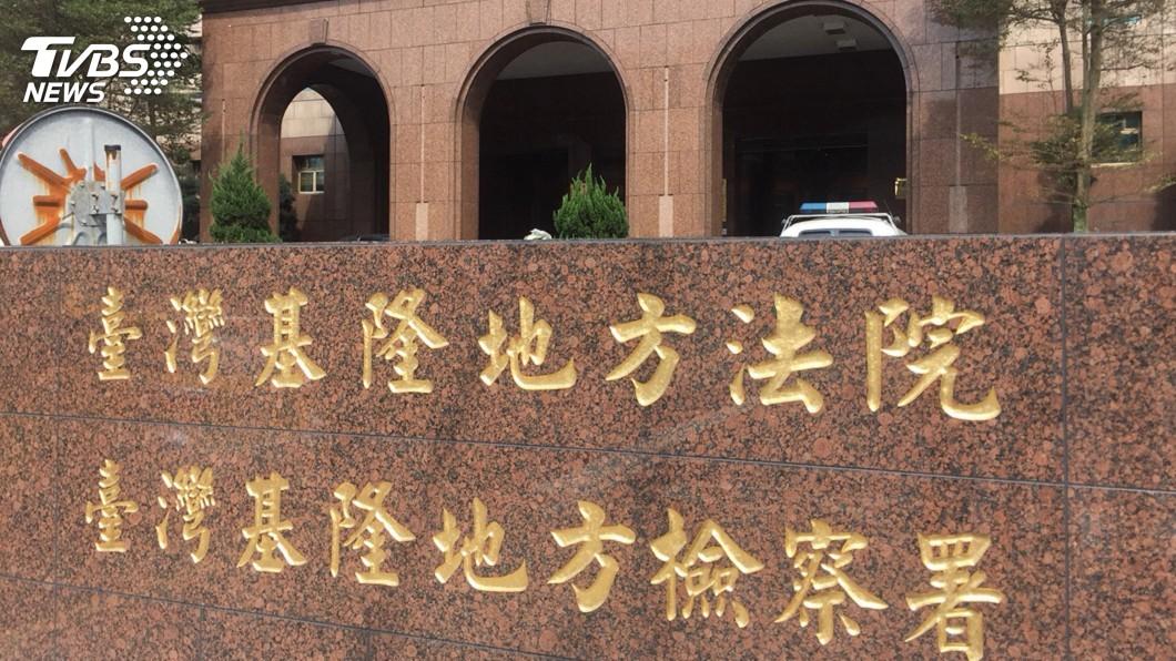 圖/中央社 門口比手槍姿勢嗆拔牙  男索2百萬未成遭判4月