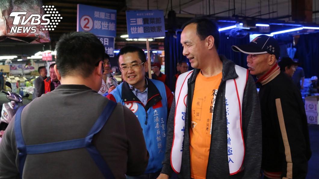 圖/中央社 王金平將宣布參選總統 朱立倫:未獲正式邀請