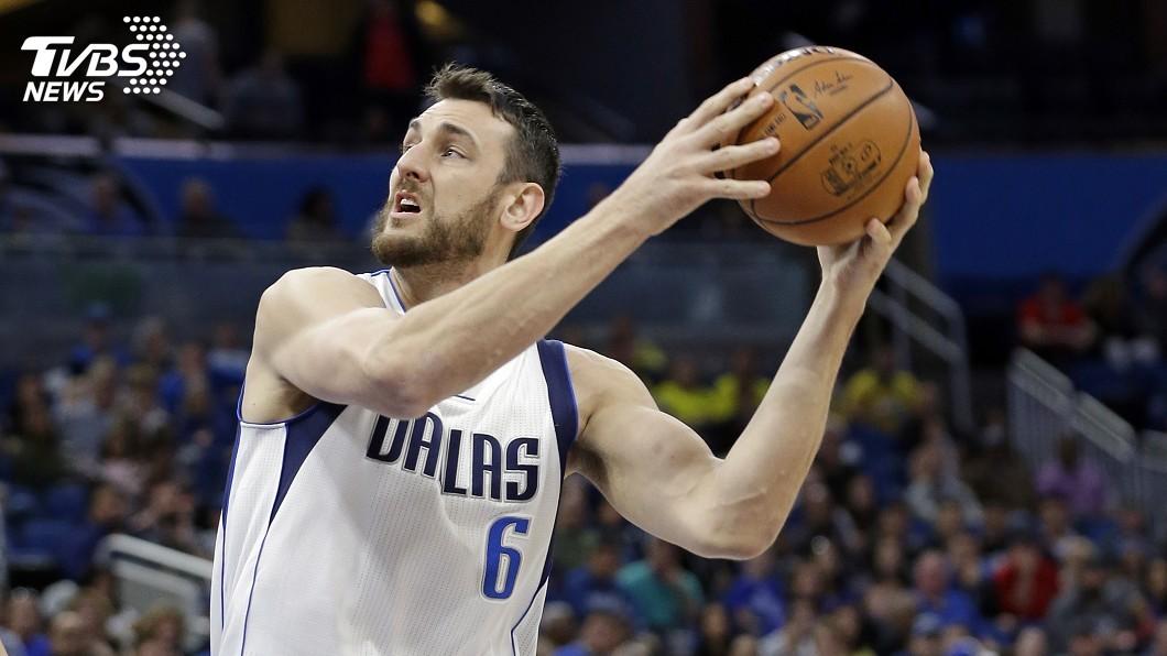 圖/達志影像美聯社 NBA勇士拚季後賽 簽回總冠軍班底波格特