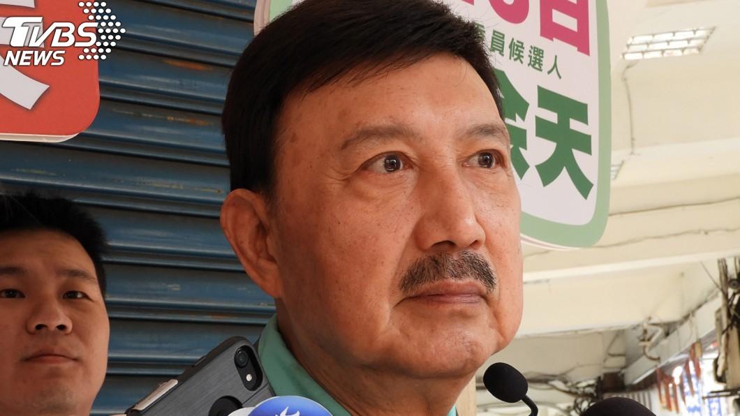 圖/中央社 余天嗆「選輸就退出政壇」! 卓榮泰:韓流來襲不如歸去
