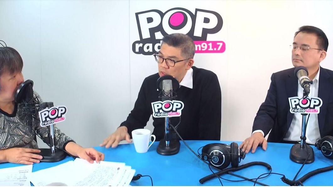 圖/翻攝自POP Radio台北流行廣播電台 因「韓流」來搶不分區 連勝文:有些人消失好幾年