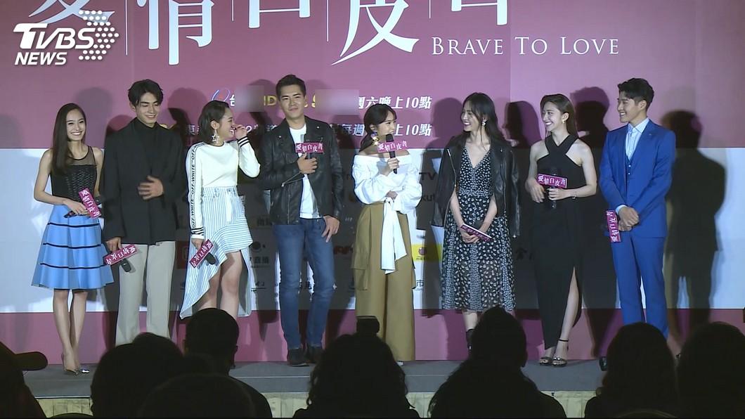 圖/TVBS 時隔16年!重拍《愛情白皮書》 卡司大換血