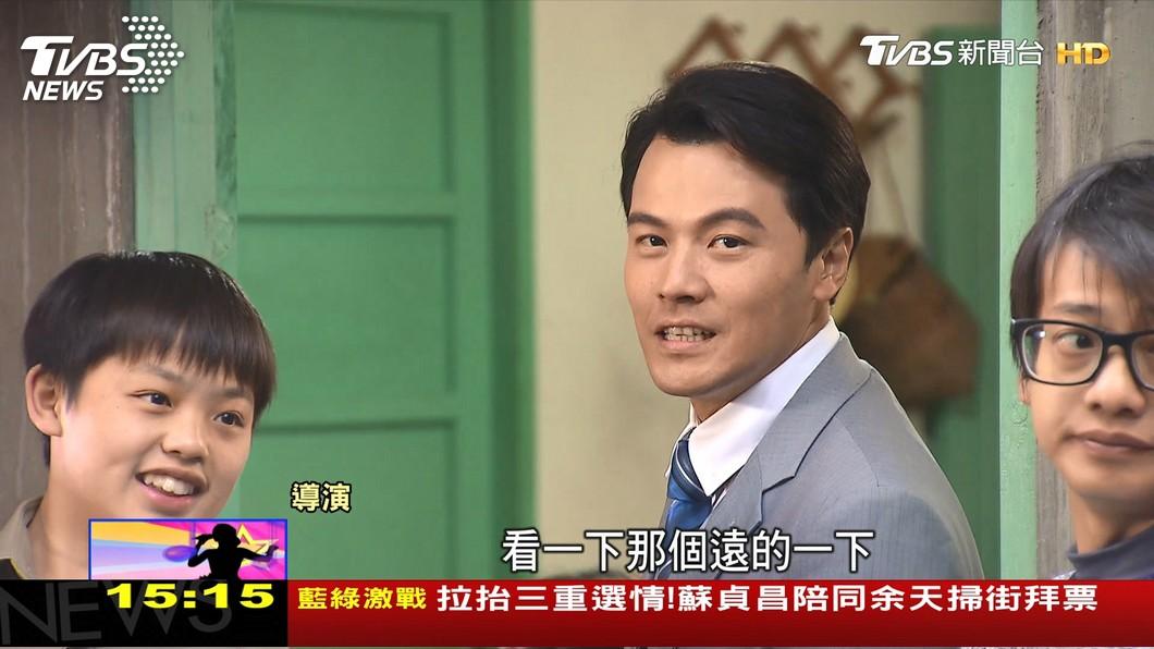 圖/TVBS 「金曲歌王」黃文星 超偶亞軍到本土劇男一