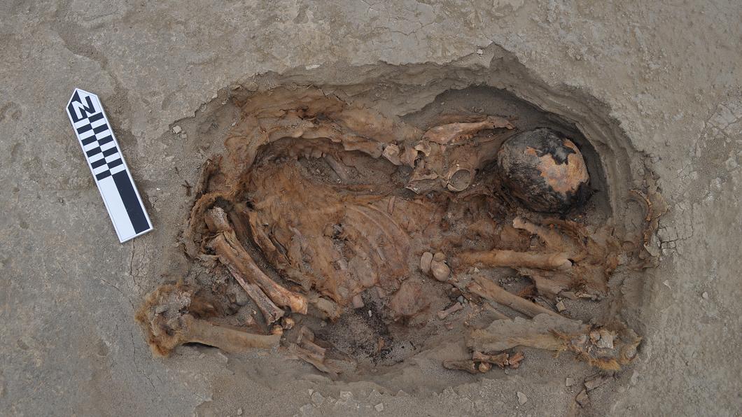 考古學家正在深究這場活人獻祭的背後真正動機。(圖/翻攝自PLOS One)