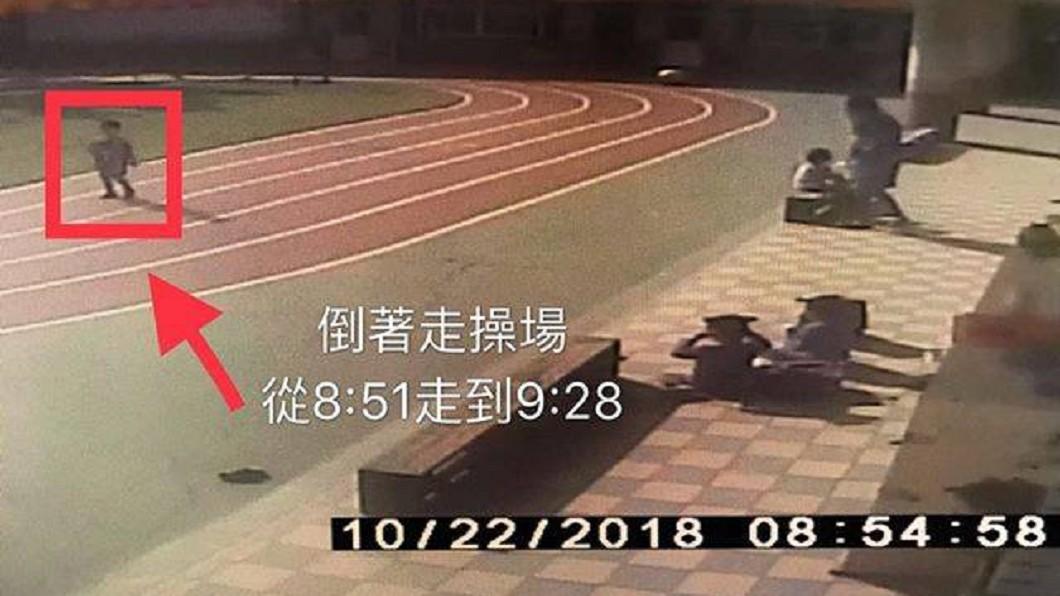 圖/翻攝自 臉書 4歲兒遭體罰天天哭 母看監視器心碎:不見政府動作