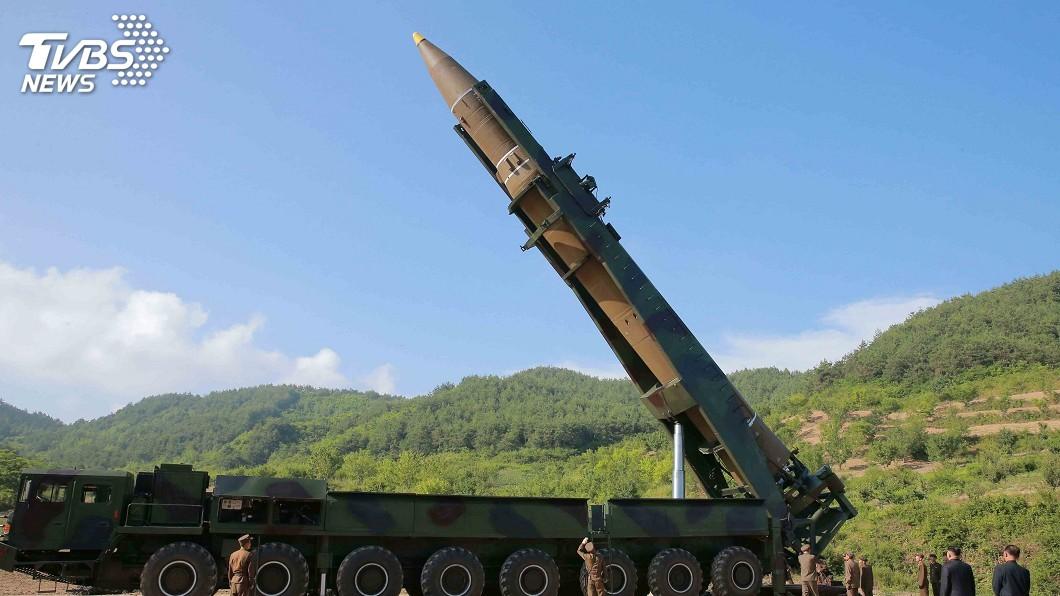 圖/達志影像路透社 波頓:北韓一旦試射飛彈 川普將會相當失望
