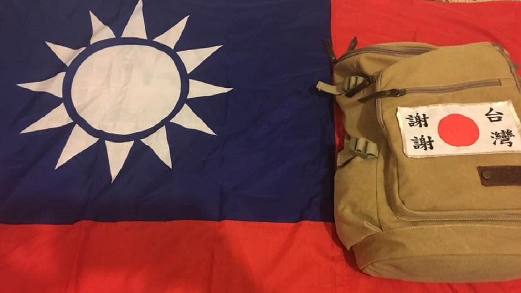 中島健一因311受到幫助,因此決定未來也要幫助台灣各個大小地方。(圖/翻攝自 中島健一 臉書)  311全班同學掏錢助他回鄉看奶奶 「我也要保護台灣」