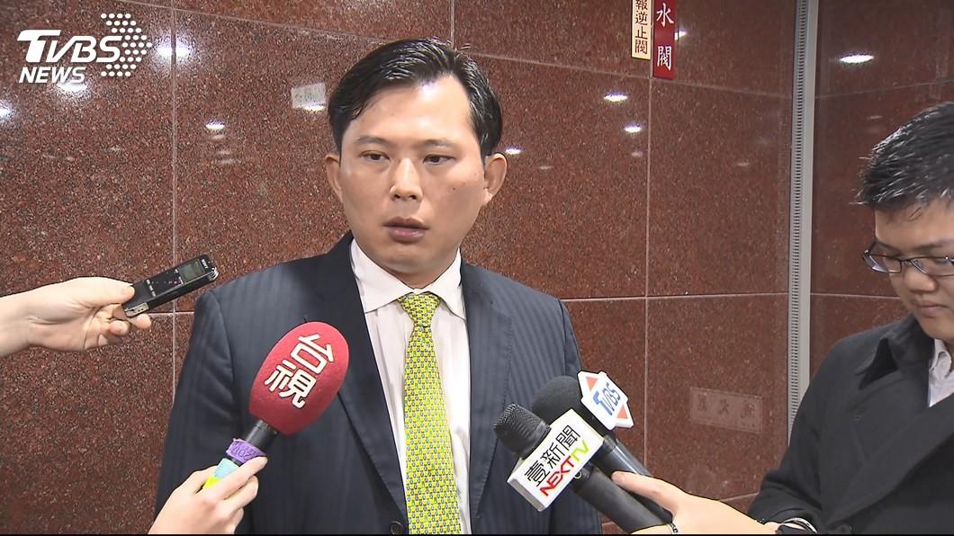 圖/TVBS 黃國昌嗆韓馬郭組隊辯論 他譏:想選總統?