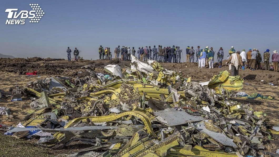 圖/達志影像美聯社 聯合國21人員衣航空難喪生 紐約總部降半旗致哀