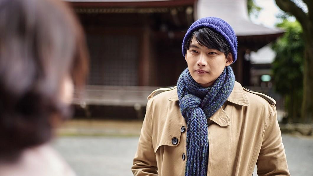 張庭瑚近期主演新偶像劇《愛情白皮書》。(圖/東森提供)