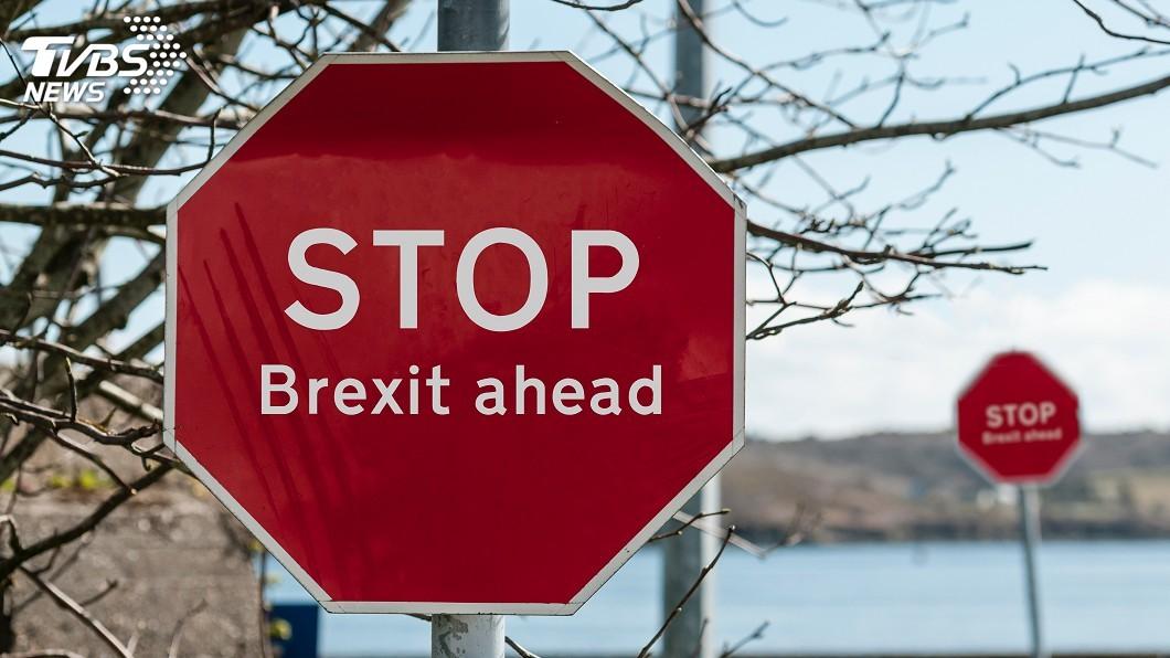 示意圖/TVBS 脫歐卡在邊境保障措施 歐盟向英提供更多保證