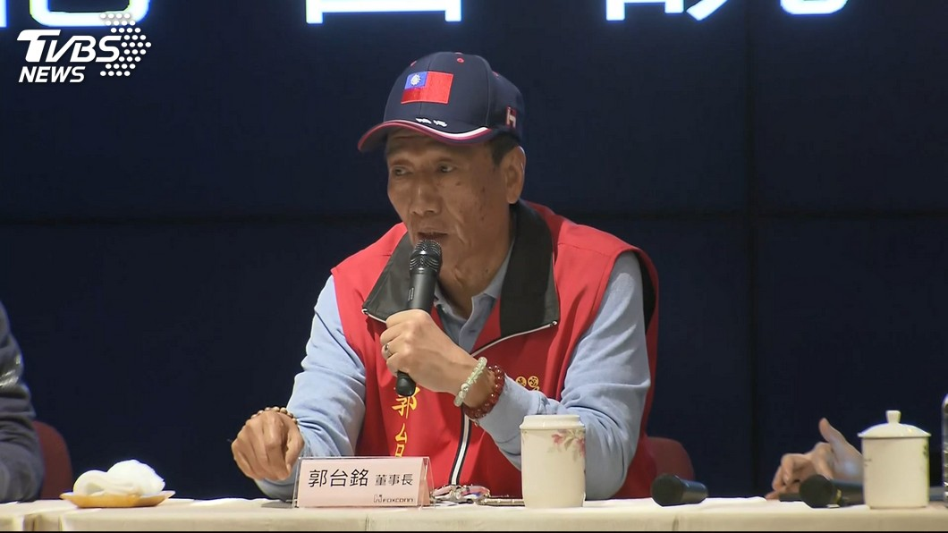 圖/TVBS 鴻海美國面板廠興建啟動 5家廠商獲10億合約